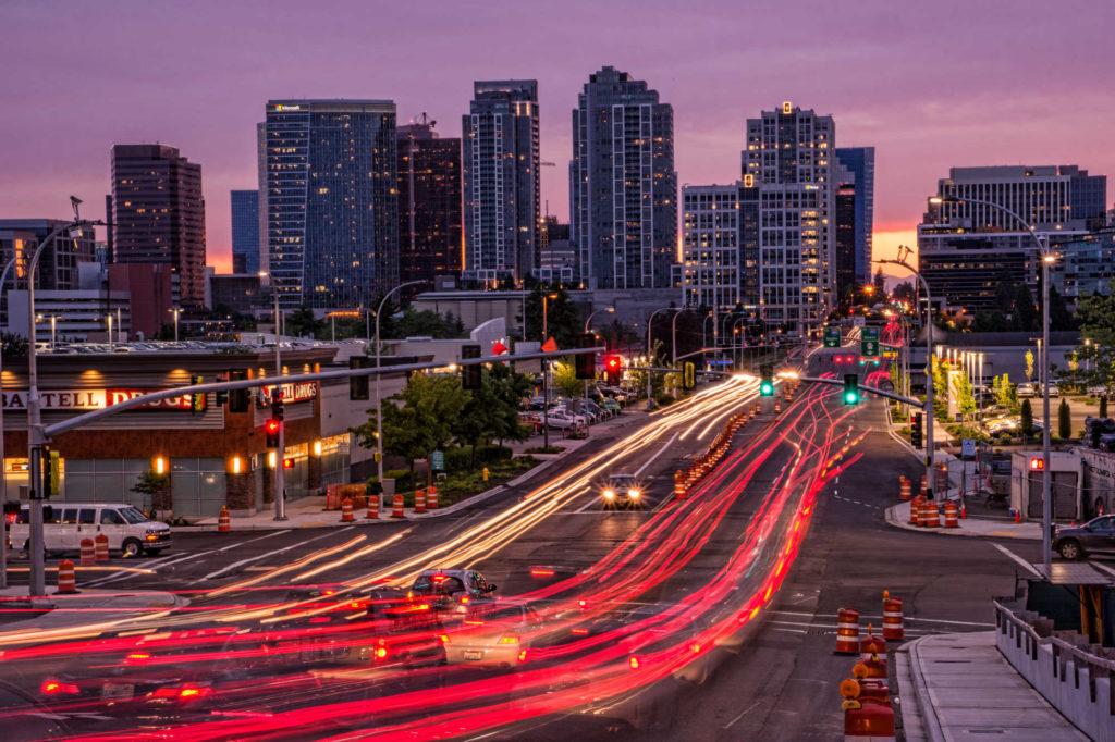 Abogados de Accidentes de Auto en Bellevue, WA